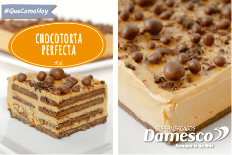 Chocotorta perfecta